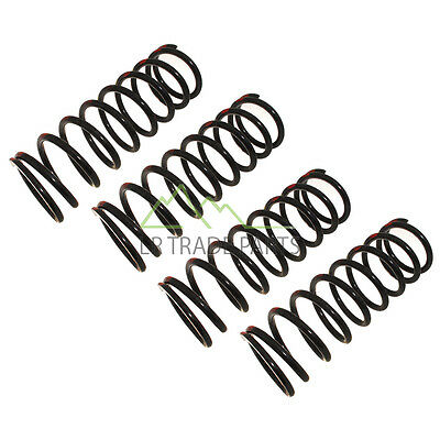 Range Rover Classic New Heavy Duty Front & Rear Coil Springs, Spring Set Of 4