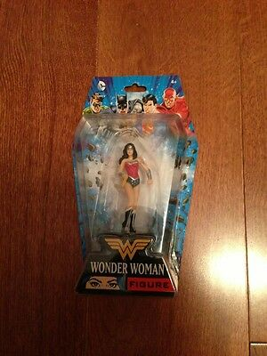 Wonder Woman DC Comics Collectible Figure NEW Brand New Limited Rare