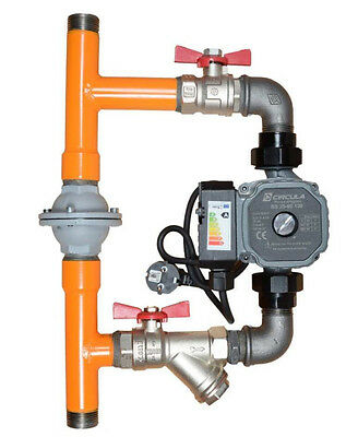 Calido Boiler Protection Pump Bypass System with Differential Valve 1''