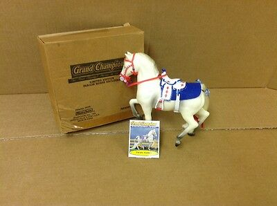 Antique Grand Champions Parade Horse Play Set 50000 Vintage