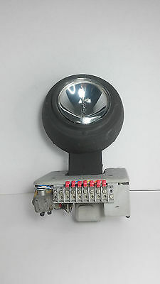 Dual Searchlight Controllable Aircrft Light Potter Wesson MS Glar-Ban Division