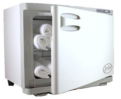 Spa Luxe Hot Towel Cabinet - 24 Towel Warmer Cabi (SL18) Salon Spa Equipment New
