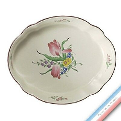 Collection REVERBERE table  - Plat ovale 'Moyen' culinaire - 28,5 x 23 cm