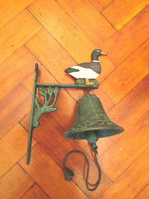 Decorative Duck Door Bell