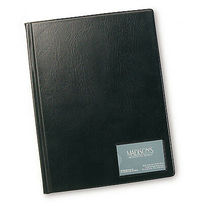 Rapesco Premium Display Books, A4 12 24 36 50 Pocket Presentation Hardbacked NEW