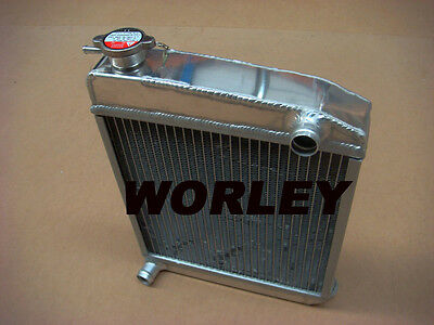 50mm aluminum radiator for AUSTIN ROVER MINI 1275 GT 1959-1997 Manual