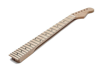 Maple Electric guitar neck Stratocaster - Mástil guitarra eléctrica arce Strat