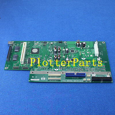Main PCA for HP DesignJet T1100 T1100PS T610 Used 44inch Q6687-67010 Q6687-60057