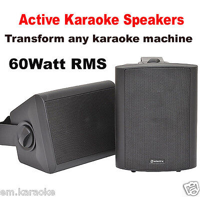Karaoke Speakers for Starsinger Karaoke Machine