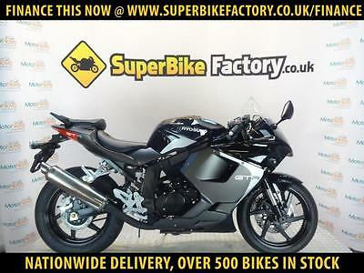 2016 Hyosung Gt 125R - Nationwide Delivery Available