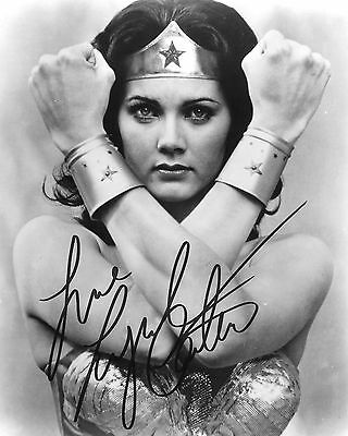 Linda Carter 02 (Wonder Woman) Photo Print