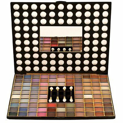 Set Trousse Trucco Palette 94 Ombretti Body Colletion Nude Make Up Professional