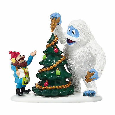 Department 56 North Pole Cornelius & Bumbles Adventure Accessory 4036554 2014