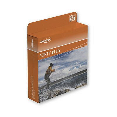 Airflo NEW Forty Plus EXPERT Super Dri Floating Fishing Lines