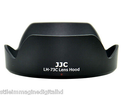 PARALUCE COMP. Lens hood for CANON EF-S 10-18mm f/4.5-5.6 IS STM EW-73C LH-73C