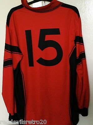 Match Worn GAA (Monaghan Club?) Number 15 Gaelic Football Jersey (Adult Large)