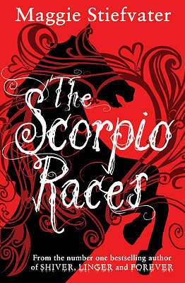 The Scorpio Races, Stiefvater, Maggie, New Book