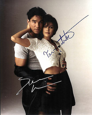 Teri Hatcher And Dean Cain 03S (Superman) Cast Photo Print