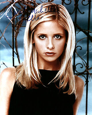 Sarah Michelle Geller 11S (Buffy The Vampire Slayer) Photo Print