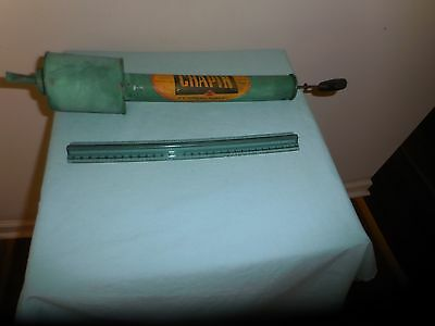 Vintage Green CHAPIN Pump Sprayer Duster Bug Sprayer