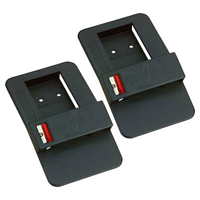 FastCap SPEEDCLIP Speed Clip Tape Measure Belt Clip and Pencil Holders, 2-Pack