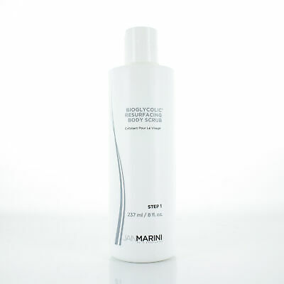 Jan Marini BIOGLYCOLIC Resurfacing Body Scrub 12oz FRESHEST SAME DAY SHIPPING!