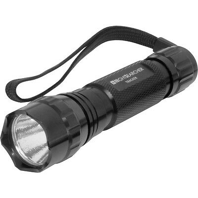 NEW Nightsearcher Tracker LED Rechargable Torch 240lm Each