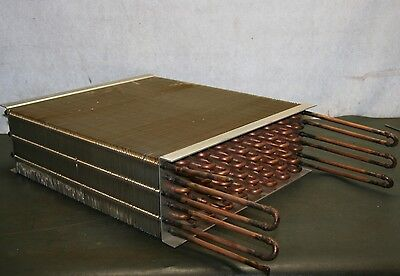 "20"" x 36"" Heat Exchanger 54 Pass"