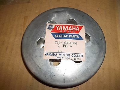 Yamaha Rt1 Mx250 Ds7 Rd350 Dt1 Clutch Pressure Plate 214-16351-00-00