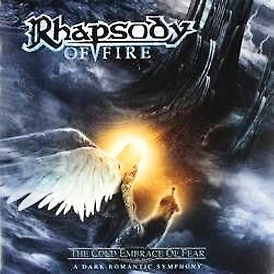 LP-Rhapsody Of Fire- The Cold Embrace Of Fear-A Dark Romantic Symphony-SIGILLAT