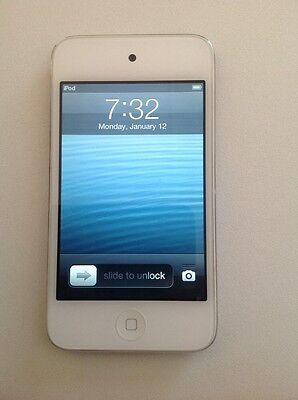 Apple iPod touch 4th Generation White White (16 GB)