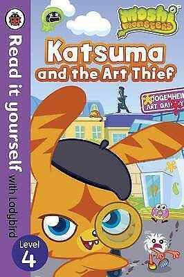 Moshi Monsters: Katsuma and the Art Thief - Read it yourself with Ladybird: Leve