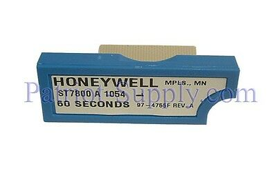 Honeywell St7800A1054  60 Sec Purge Card For Use With 7800 Series