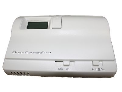 ICM SC1901 SimpleComfort® non-programmable cool only thermostat *NO BACK LIGHT*