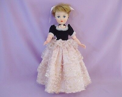 "19"" CINDY DOLL by HORSMAN 1950s - ORIGINAL CLOTHES"