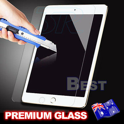 Scratch Resist Tempered Glass Film Guard for Apple iPad Air 1 2 Screen Protector
