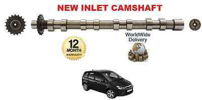 For Ford Cmax 2.0 Tdci 2007--> New Engine Inlet Camshaft
