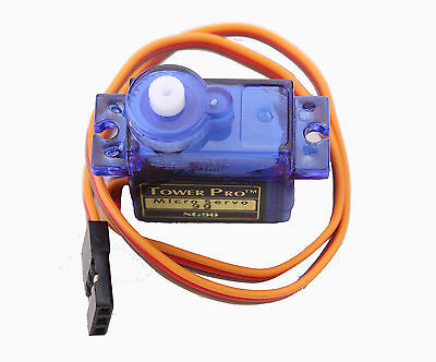 Tower SG90 9g Micro Servo For ALL kind of R/C Toys RC Helicopter Plane Boat Car