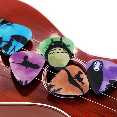 SOACH 10pcs 1 mm  Musical Accessories guitar picks Plectrums