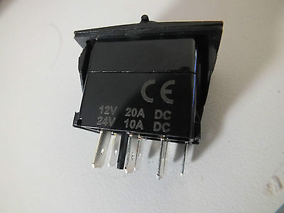 Rocker Switch ARB Carling ON-OFF, ON-OFF-ON, ON-ON, ON-ON-ON BASE ONLY