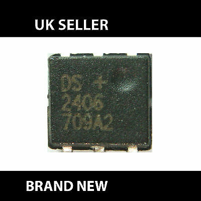 4x Brand New Dallas Semiconductor DS2406P DS2406 IC CHIP