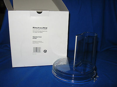 Kitchen Aid Work Bowl Cover KFP3CF