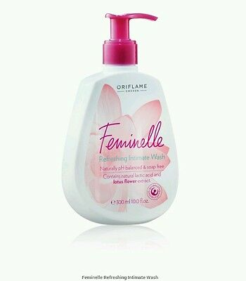 Oriflame Feminelle Refreshing Intimate Wash, 300ml New