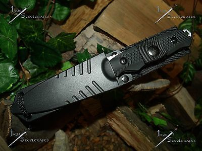 Survivor/Belt/Boot/Leg/Neck/Knife/Full tang/Ultra Concealable/SCRATCH & DENT