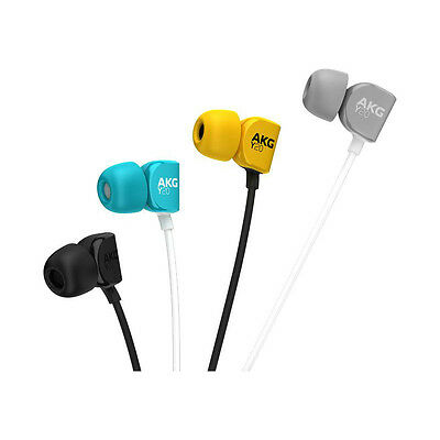 AKG Y20U Signature Sound in-ear Stereo Lightweight Headphones w/ Ans Button