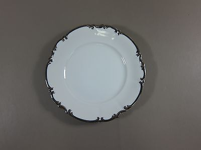 Hutschenreuther REVERE WHITE-SYLVIA Salad Plate(s) Multiple Available EXCELLENT