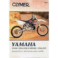 Clymer Yamaha Yz250 1994-1998 And Wr250Z 1994-1997 (M498)