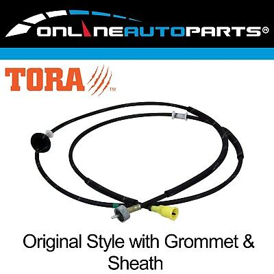 New Speedo Cable Landcruiser 70 73 75 Series 1985-96 Inner Outer 4x4 Manual 1HZ