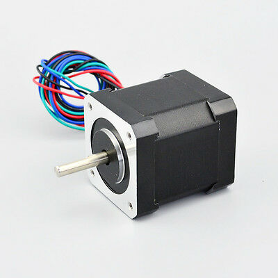 Nema 17 Bipolar Stepper Motor 2A 46Ncm 0.9deg Stepping Motor CNC 3D Printer OSM