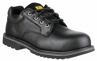 Caterpillar CAT Electric Lo black SB safety work shoe size 6-12